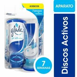 Limpia Inodoro Discos Activos Mr. Músculo Marina x 1 un.