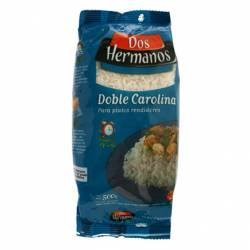 Arroz Doble Carolina Dos Hermanos x 500 g.