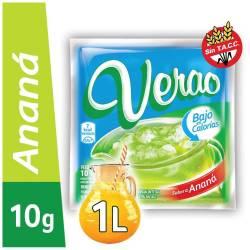 Polvo para Preparar Jugo Verao Ananá x 10 g.