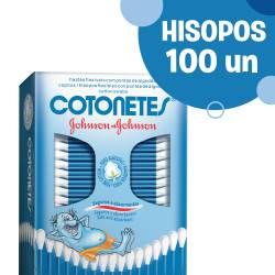 Hisopos Johnsons x 100 un.