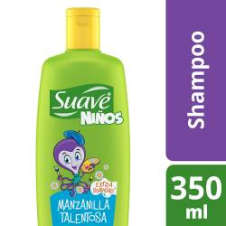 Shampoo Suave Kids Manzanilla x 350 cc.