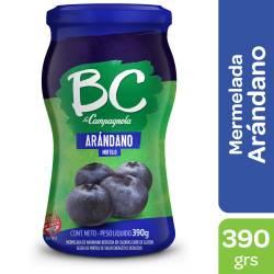Mermelada La Campagnola BC Arándano x 390 g.