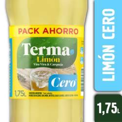 Amargo Terma Cero con Limón Pet x 1,75 Lt.