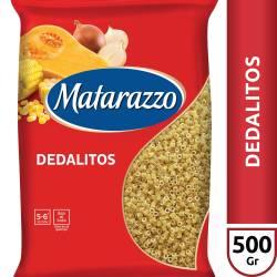 Fideos Dedalitos Matarazzo x 500 g.