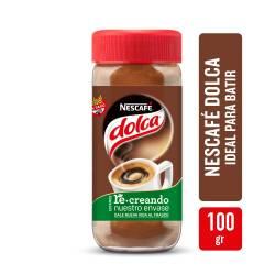 Café Torrado Instantáneo Dolca x 100 g.