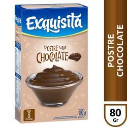 Postre en Polvo Chocolate Exquisita x 80 g.
