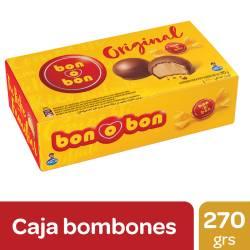 Bombones de Chocolate Rellenos Bon o Bon x 288 g.