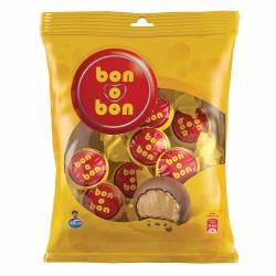 Bombones de Chocolate Rellenos Bon o Bon x 112 g.