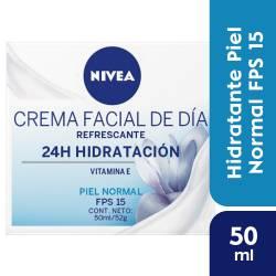 Crema Facial de Día Nivea Face Hidratación Activa x 50 cc.