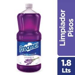 Limpiador Líquido Procenex Lavanda x 1,8 Lt.