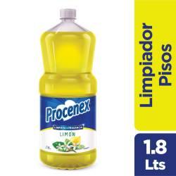 Limpiador Líquido Procenex Limón x 1,8 Lt.