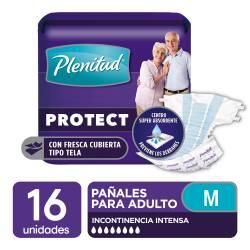 Pañal Adultos Plenitud Protect M x 16 un.