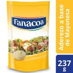 Mayonesa Fanacoa Doy Pack x 237 g.