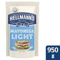 Mayonesa Hellmanns Light Doy Pack x 1 Lt.