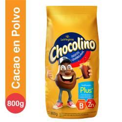 Alimento en Polvo a Base de Cacao Chocolino Fortificación Plus x 800 g.