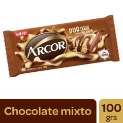 Chocolate con Leche Marmolado Arcor x 100 g.