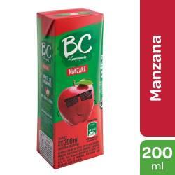 Jugo BC Manzana x 200 cc.