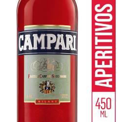 Americano Bitter Campari x 450 cc.