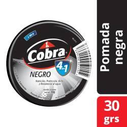 Pomada Lata Cobra Negra x 30 g.