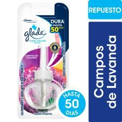 Aceites Naturales Repuesto Glade Lavanda x 21 cc.