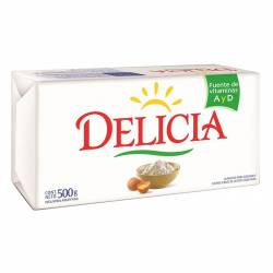 Margarina Vitaminas A y D Delicia Pan x 500 g.
