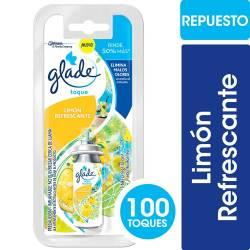 Aromatizante Ambiente Full Repuesto Glade Limón x 12 cc.