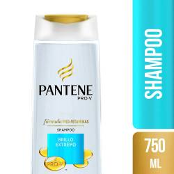 Shampoo Pantene MAX PRO-V Brillo Extremo x 750 cc.