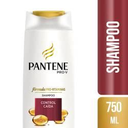 Shampoo Pantene MAX PRO-V Control Caída x 750 cc.