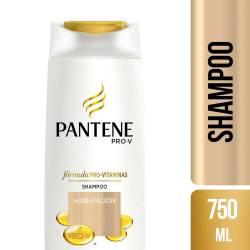 Shampoo Pantene MAX PRO-V Hidratación x 750 cc.