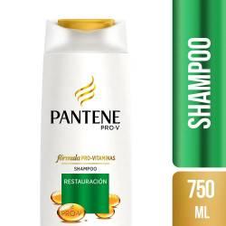 Shampoo Pantene MAX PRO-V Restauración x 750 cc.