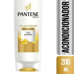 Acondicionador Pantene MAX PRO-V Liso Extremo x 200 cc.