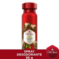 Desodorante Aerosol Old Spice Leña x 150 cc.