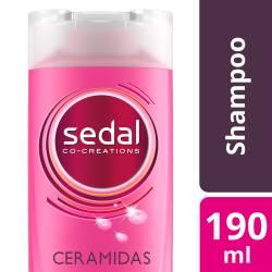 Shampoo Sedal Ceramidas x 190 cc.