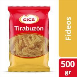 Fideos Tirabuzón Cica x 500 g.