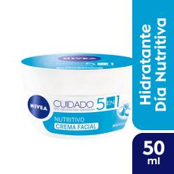 Crema Hidratante Nivea Face x 50 cc.