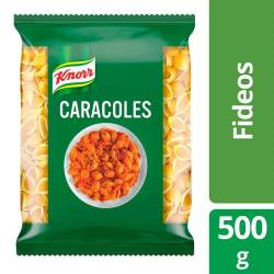 Fideos Knorr Caracoles x 500 g.