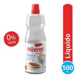 Endulzante Líquido Hileret 1 a 10 Pet x 500 cc.