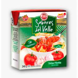 Salsa Filleto Sabor del Valle x 340 g.