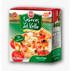 Salsa Pizza Sabor del Valle x 340 g.
