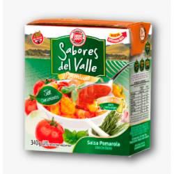 Salsa Pomarola Sabor del Valle x 340 g.