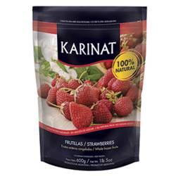 Frutillas Congeladas Karinat x 600 g.