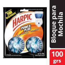 Bloque para Mochila Harpic x 2 un.