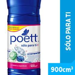 Limpiador Líquido Poett Solo para Ti x 900 cc.