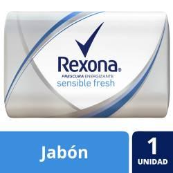 Jabón Tocador Rexona Sensible Fresh x 125 g.