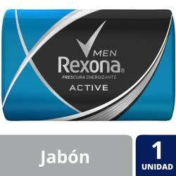 Jabón de Tocador Rexona Active x 125 g.