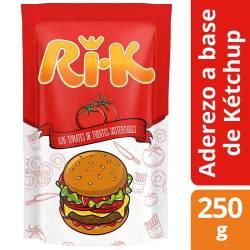 Kétchup Ri-K Doy Pack x 250 g.