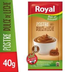 Postre en Polvo Dulce de Leche Manjares Light Royal x 40 g.