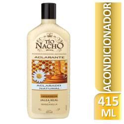 Acondicionador Tío Nacho Aclarado Natural x 415 cc.