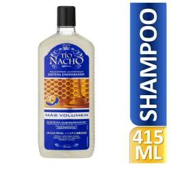 Shampoo Tío Nacho Más Volumen x 415 cc.