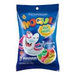 Pastillas Goma Tiburoncitos Mogul Tutti Fruti x 80 g.